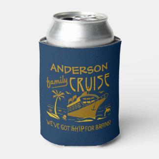 Family Cruise Vacation Funny Ship | Custom Name V2