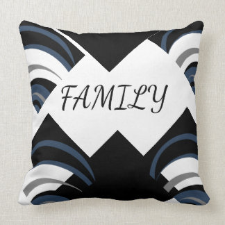 FAMILY DESIGN CUSHION