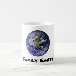 Family Earth Basic White Mug