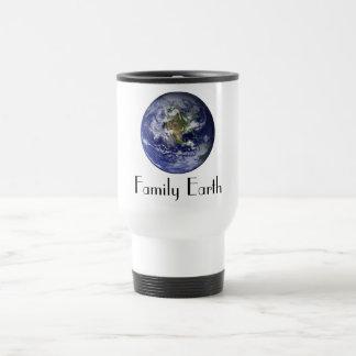 Family Earth Coffee Mugs