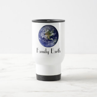 Family Earth Stainless Steel Travel Mug