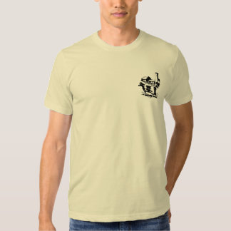 Family Farm t-shirt with small logo on front