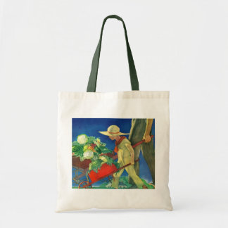 Family Father & Son Gifts Father's Day Families Budget Tote Bag