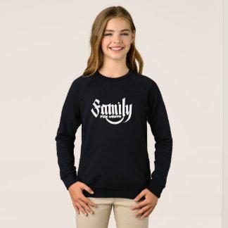 Family Fun Month Long Sleeve T-Shirt