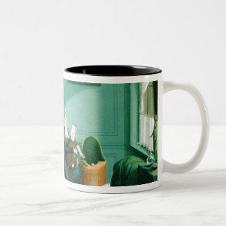 Family Group, c.1810 Two-Tone Coffee Mug