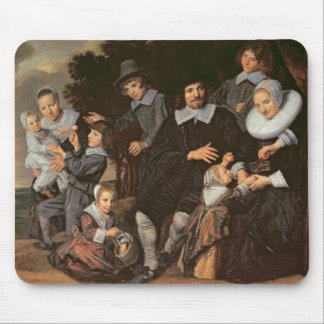 Family Group in a Landscape c 1647-50 Mousepads