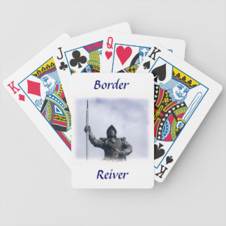 Family History Border Reiver Playing Cards