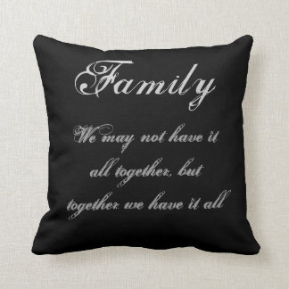 Family Inspiration Cushion