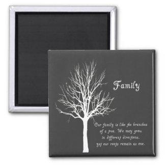 FAMILY-MAGNET SQUARE MAGNET