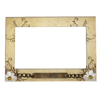 Family Magnetic Picture Frame