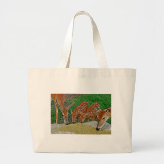 Family Night Out Canvas Bags