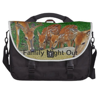 Family Night Out Computer Bag