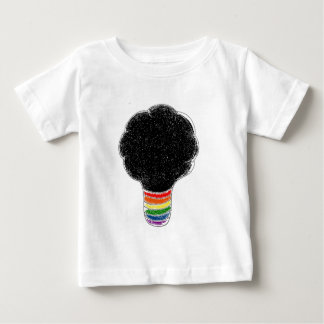 """""""family""""Nubianthoughts Baby T-Shirt"""