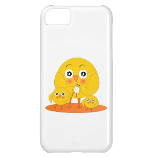 family of chickens iPhone 5C case