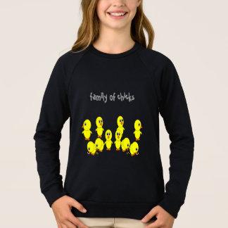family of chicks sweatshirt