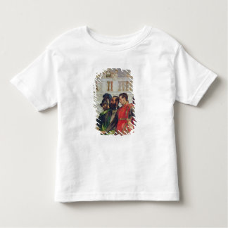 Family of Darius before Alexander the Great Toddler T-Shirt