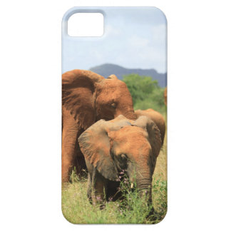Family of elephants barely there iPhone 5 case
