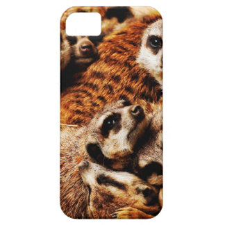 Family of Meerkats Case For The iPhone 5