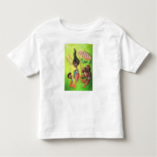Family of Mermaids Toddler T-Shirt