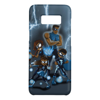 """Family of Super Heroes"" Samsung Galaxy S8 Case"
