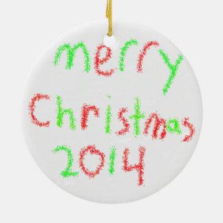 Family ornament 2014