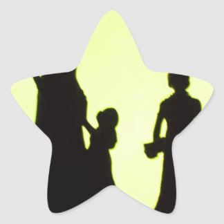 family outing star sticker