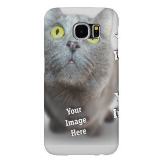 Family Pet Image Template Samsung Galaxy S6 Cases