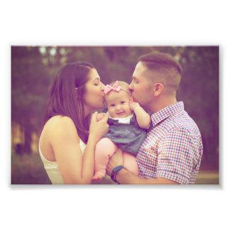 Family Photo 4x6 Photo Paper