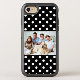 Family Photo Modern Design OtterBox Symmetry iPhone 8/7 Case