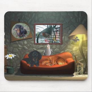 Family Photo Mousepads