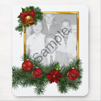 Family Photo Sample Lg png Mousepads