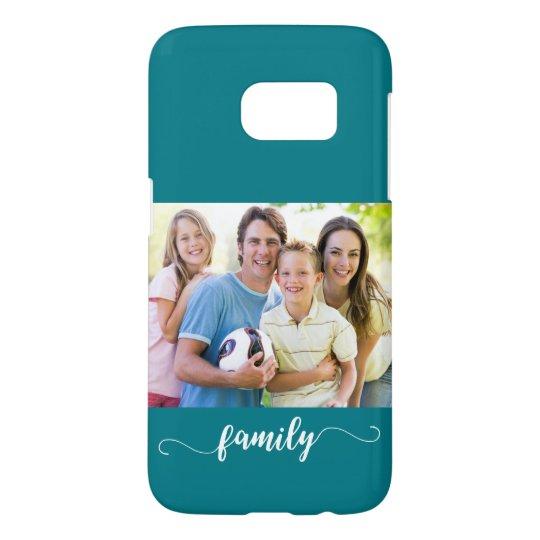 Family Photo Template Design