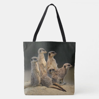 Family Portrait All-Over-Print Bag