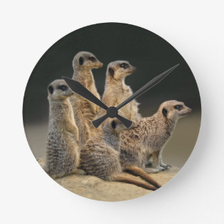 Family Portrait Clock