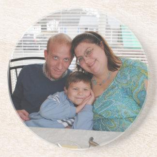 Family Portrait Coaster