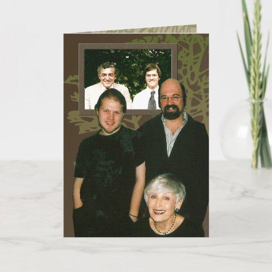 Family Portraits Card
