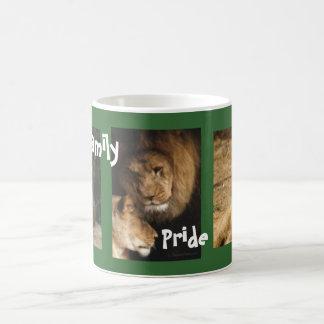 Family Pride - Lion Mug