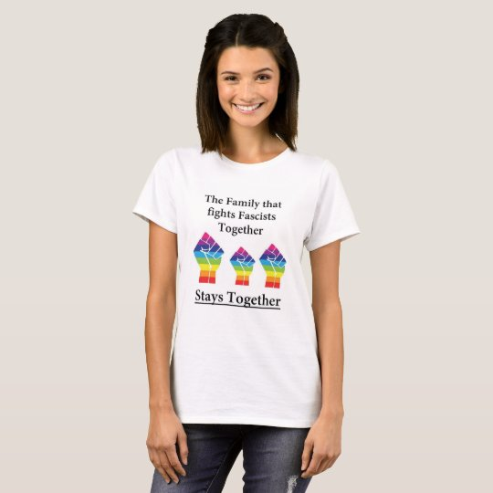 Family Pride Protest T-Shirt