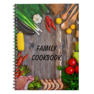 Family Recipe Notebook