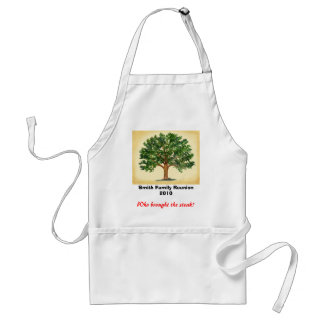 Family Reunion Apron - Who brought the steak?