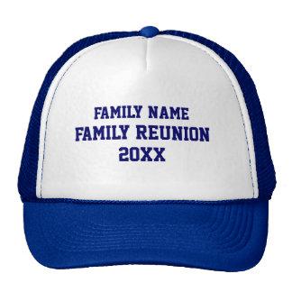 Family Reunion Customisable Trucker Hat