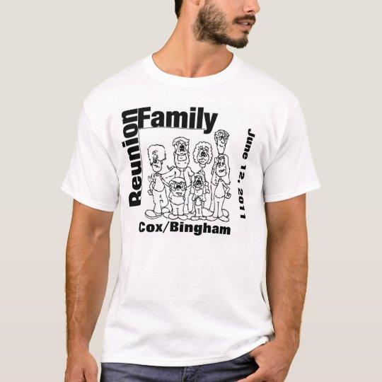 Family Reunion, version 2 T-Shirt