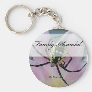 Family Scandal Key Chain