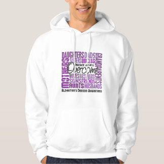 Family Square Alzheimer's Disease Hoodie