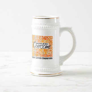 Family Square Kidney Cancer Mugs