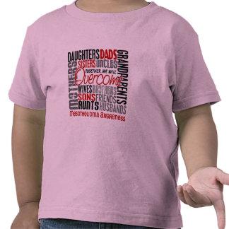 Family Square Mesothelioma Shirt