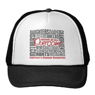 Family Square Parkinson's Disease Trucker Hat