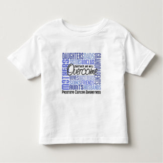 Family Square Prostate Cancer T-shirts
