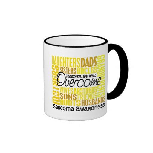Family Square Sarcoma Coffee Mug