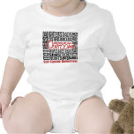 Family Square Skin Cancer Bodysuits
